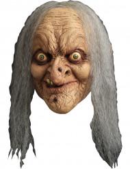 Maschera integrale da strega di Halloween