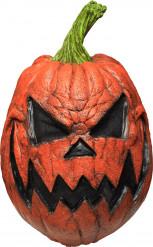 Maschera di Halloween zucca malefica
