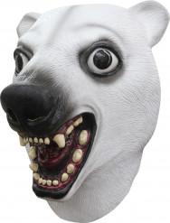 Maschera Orso Bianco