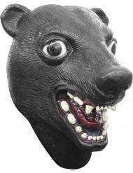 Maschera Orso Nero