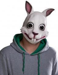 Maschera coniglio adulto Halloween