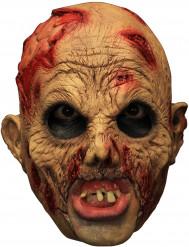 Maschera Halloween: zombie in lattice deluxe