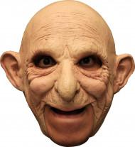 Maschera Halloween: vecchio calvo