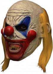 Maschera Halloween: clown malefico