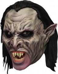 Maschera Halloween: vampiro deluxe con dentiera