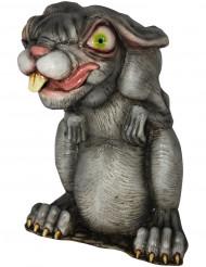Decorazione di Halloween coniglio malefico