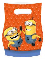 6 sacchetti regalo Minions™