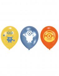 6 palloncini Minions™
