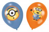 Confezione di 6 palloncini Minions Cattivissimo Me™