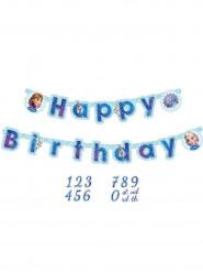 Ghirlanda Elsa Frozen™ per compleanno