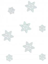 Confezione di 20 coriandoli ghiaccio Elsa Frozen™