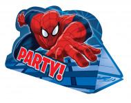 8 Cartoncini d'invito Spiderman™