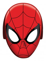 8 Maschere di cartone Spiderman™
