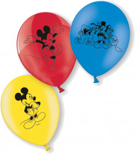 10 palloncini colorati Topolino™