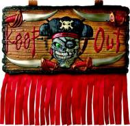 Pannello per porta pirata