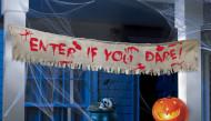 Banner sanguinante Halloween