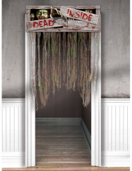Decorazione Halloween: tenda zombie