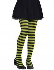 Collants verdi e nere bambino