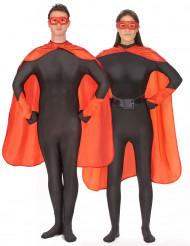 Kit supereroe rosso adulto
