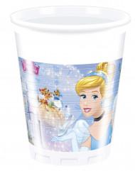 8 bicchieri plastica Cenerentola™