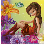 20 Tovagliolini di carta Disney Fairies™