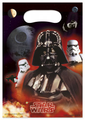6 Sacchetti per caramelle Star Wars™
