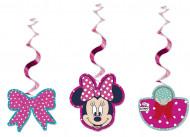 3 Ghirlande a spirale Minnie™