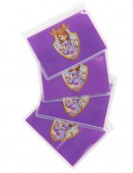 4 Bustine plastificate principessa Sofia™