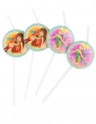 6 Cannucce con medaglione Trilli™