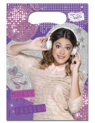 6 Sacchetti per caramelle Violetta™