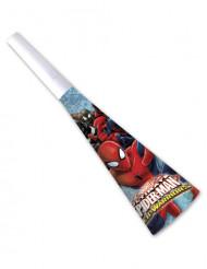 6 Trombette di carta Spiderman™