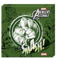 20 tovaglioli di carta Avengers™