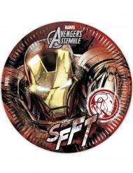 8 piatti  di cartone  Avengers™