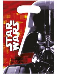 6 buste regalo Dart Fener™ - Star Wars™