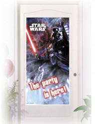 Decorazione per porte: sticker Dart fener™ - Star Wars™