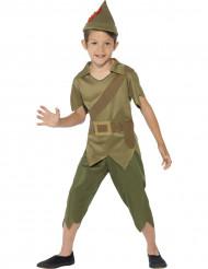 Costume eroe dei boschi bambino