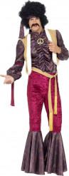 Costume Hippie psichedelico uomo