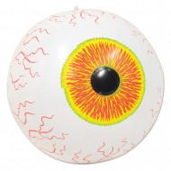 Occhio globulare gonfiabile Halloween