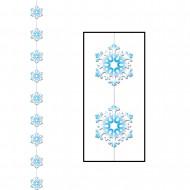 Sospensione fiocchi neve Natale