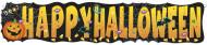 Banner gigante zucca Halloween