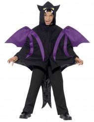 Costume creatura pipistrello bambino Halloween