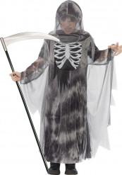 Costume Sinistro Mietitore ragazzo Halloween