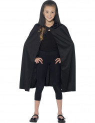 Mantello nero da bambino