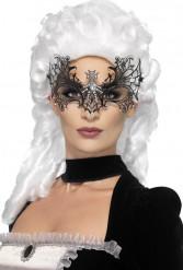 Maschera tela di ragno per Halloween