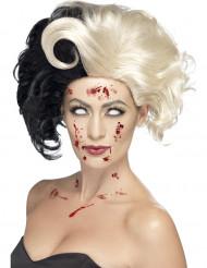 Parrucca dama crudele lusso donna