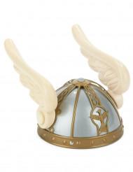 Cappello da gallo con ali