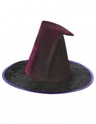 Cappello da strega ragnatela Halloween