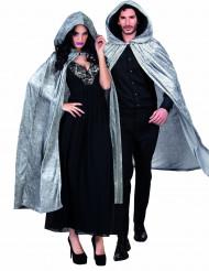 Mantello grigio adulto Halloween