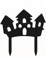 Decorazione di Halloween per torte: Casa Stregata