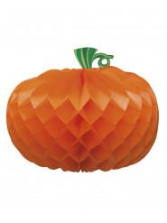 Decorazione di Halloween: centrotavola di carta zucca